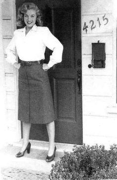 Marilyn Monroe ~ Norma Jeane