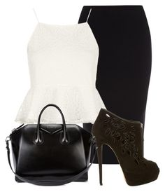 """Untitled #12"" by ntazana97 ❤ liked on Polyvore"