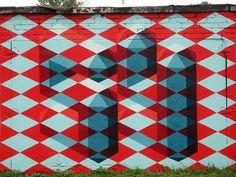 Sy, St. Petersburg, Russia - unurth | street art