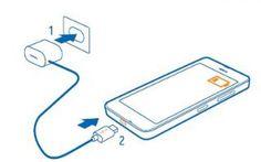  How To Charge - Nokia Lumia 635. #Nokia #Lumia635