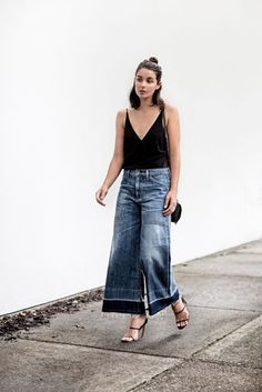 Inspiration: Flared Jeans