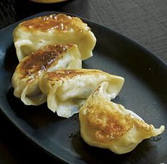 Chinese Duck and Shiitake Dumplings (Jiao Zi) - After the coming duck hunting season, I look forward to making these :)