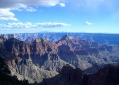 October is a beautiful time of year for a Scenic Drive on the Grand Canyon's North Rim.