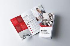 Trifold Wedding BrochureV By Template Shop On Creativemarket