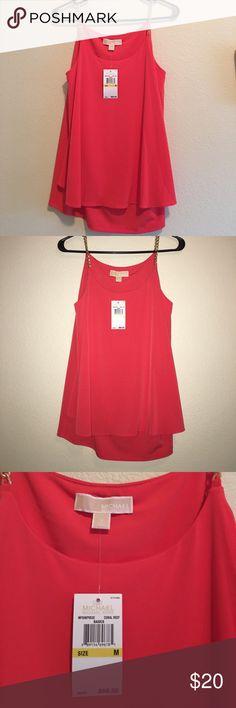 Michael Kors Women's Shirt Sz Medium New the tag did come off KORS Michael Kors Tops Tank Tops
