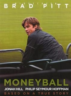 Poster Of Moneyball (2011) Full Movie Hindi Dubbed Free Download Watch Online At all-free-download-4u.com