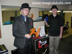 Magical Duda have Best Toronto Magician which provides entertainment services for your any Occasion like Family Magic Show, Children's Magic Show and more. http://www.magicalduda.com/