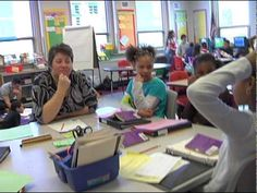▶ Teacher Language During a Book Discussion - YouTube 5th grade