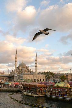 The Magic of Istanbul , Turkey
