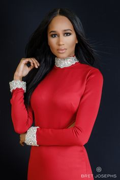 Photo of the Week | Former Miss Teen United States Poses for New Portfolio Shots