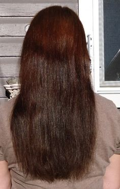 Wash Hair with~ baking soda & white vinegar or apple cider vinegar, and olive oil or essential oils keep hair looking better than it ever did using store-bought shampoo and conditioner.