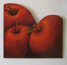 Argina Seixas: maçãs
