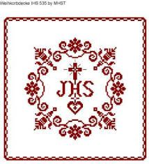 Ähnliches Foto Catholic Crafts, Bible Covers, Knitting Projects, Blackwork, Embroidery Patterns, Roots, Diy And Crafts, Projects To Try, Cross Stitch