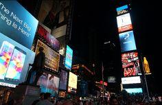 뉴욕 time square