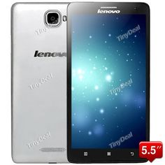 "LENOVO S856 5.5\"" HD MSM8926 Quad-core Android 4.4 4G LTE Phone 8MP CAM 1GB RAM 8GB ROM Google Play Store P03-S856"
