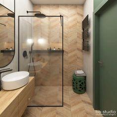 Beautiful Bathrooms, Modern Bathroom, Small Bathroom, Master Bathroom, Home Design Decor, Home Office Design, Bathroom Interior Design, Upstairs Bathrooms, Laundry In Bathroom