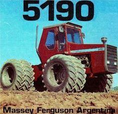 MF 5190 4WD brochure