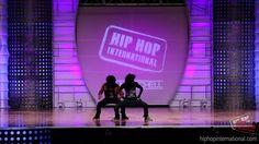 En iyi hip hop dans show -  2012