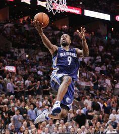 Memphis Grizzlies' Tony Allen