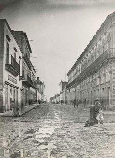 Calle 5 de Febrero. Durango Antiguo | Durango Oficial