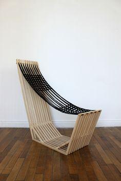 Hammock Chair :: Joëlle Bourquin