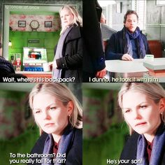 """Emma and Neal 2x17 """"Welcome to Storybrooke"""""""