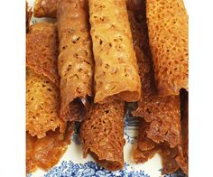 Have a go at whipping up Wendyl Nissen's homemade brandy snaps!