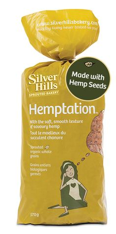 Products | Sprouted Bread | Hemptation | Silver Hills