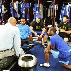 Great meeting with the @mlb_players today! @moosetacos8 @mrzoombiya1 #looooooocainnnnnnnnnnnn