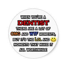 few sentences about dentist