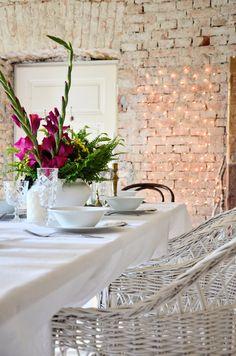 Wesele w lato, czyli luz w gaciach i radość trwania - Table Decorations, Furniture, Home Decor, Projects, Decoration Home, Room Decor, Home Furnishings, Home Interior Design, Dinner Table Decorations