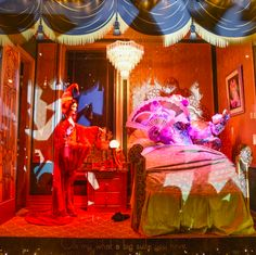 Saks Holiday Windows Unveiled On Fifth Avenue Snow White
