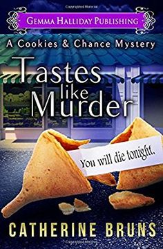 Tastes Like Murder (Cookies & Chance Mysteries by Catherine Bruns Narrated by Karen Rose Richter Best Mysteries, Murder Mysteries, Cozy Mysteries, I Love Books, Good Books, Books To Read, Reading Books, Mystery Novels, Mystery Series