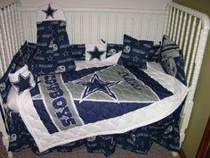 New Crib Nursery Bedding M W Dallas By Cutiepatootiebedding Cowboys Cowboy