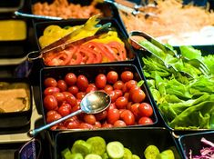 Best salad bars in Vancouver
