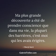 Inspirational Quotes : … je dirais…on m'a fait découvrir que…… Quotes Español, Motivational Quotes For Life, Work Quotes, Positive Quotes, Life Quotes, Inspirational Quotes, You Changed Quotes, Change Quotes, Quotes En Espanol
