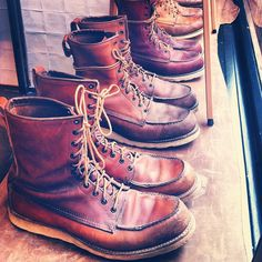 Vintage 877 Red Wing Irish Setters