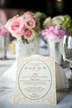 Simply Personal Weddings & Events: Tablescape, www.simplypersonal.com