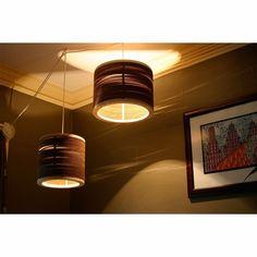 Corrugated Drum Light