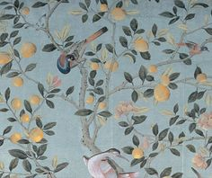chinoiserie wallpapers