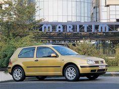 Volkswagen Golf 3-door (1997 – 2003). mk4