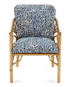 H8N0M John-Richard Collection Baycreek Accent Chair