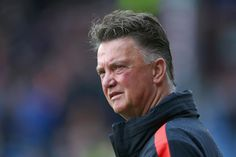 Luis Van Gaal - Burnley v Manchester United 30th August 2014 #BFC #MUFC #EPL
