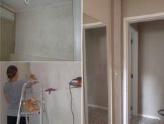 Como aplicar adesivo na parede