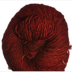 Madelinetosh Tosh Merino DK Yarn - Robin Red Breast