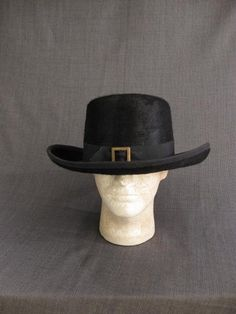 18th Century - Men's Hat