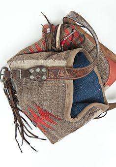 Santa Fe Scout Collection by Dana Waldon Dakota Bag