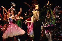 Ramin Karimloo as Raoul. He seems so uninterested in the dance for Masquerade. Hadley Fraser was SO into it