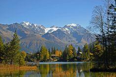 Lacs, Mountains, Tour, Nature, Canada, Travel, Pathways, Dance Floors, Autumn