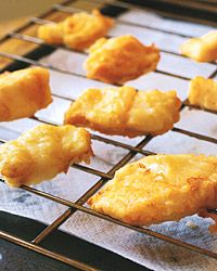Beer-Battered Cod with Tartar Sauce
